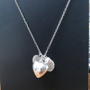 American Eagle Outfitters Heart Necklace